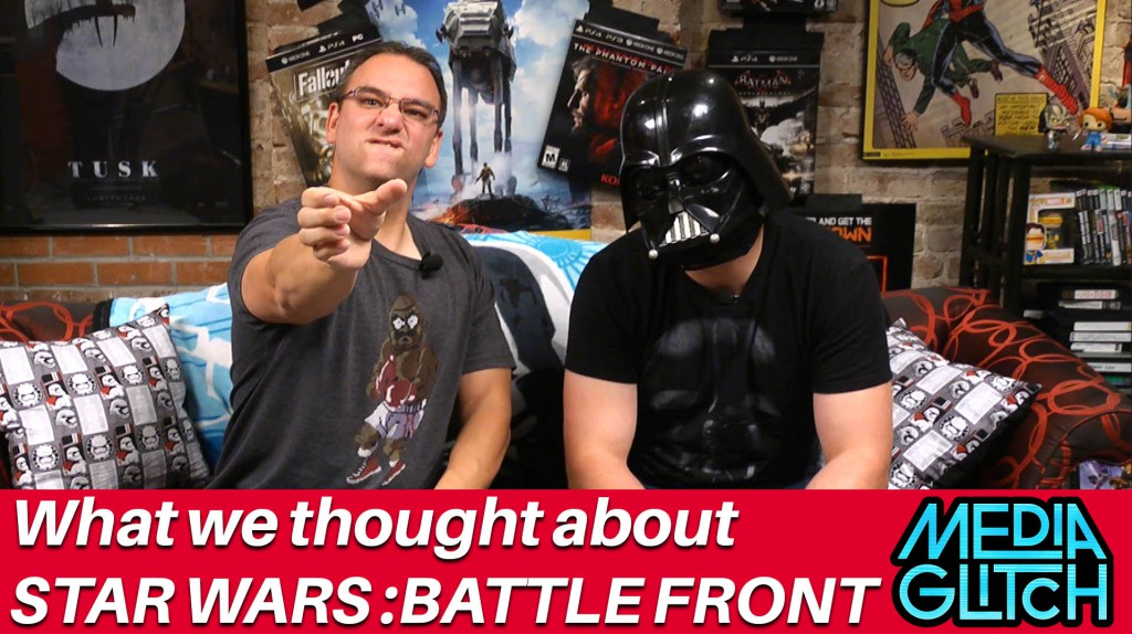What we thought about Star Wars Battlefront