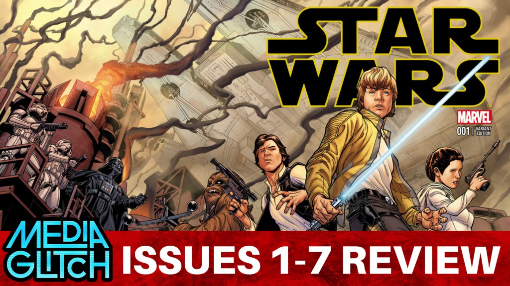 Starwars Issues 1-7 Review