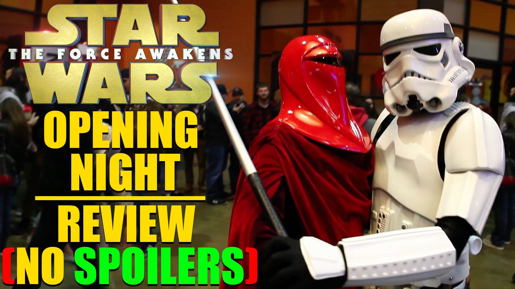 STARWARS REVIEW SPOILER FREE