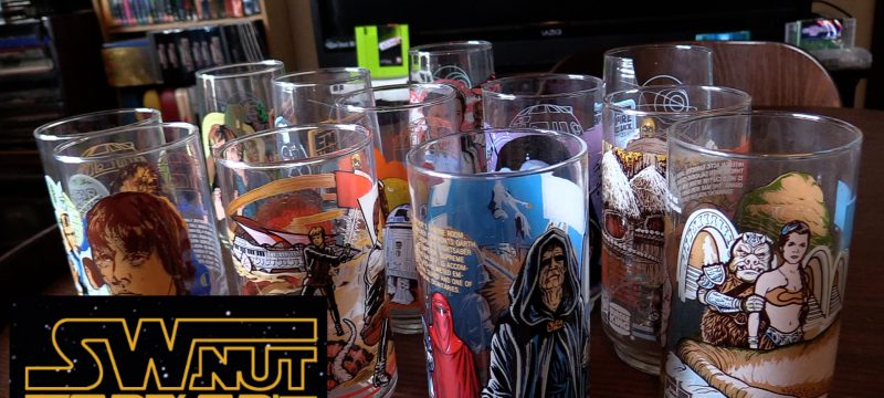 Vintage Star Wars Burger King Glasses Overview